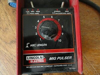 Lincoln Electric Mig Pulser  M17884