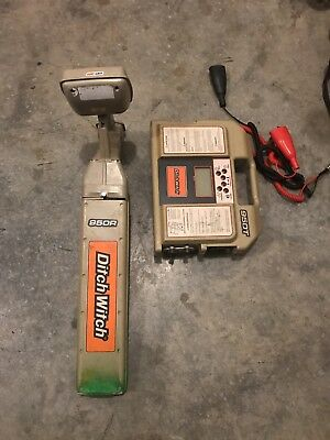 Ditch Witch Subsite 950R / 950T Underground Cable/Pipe Locator 950