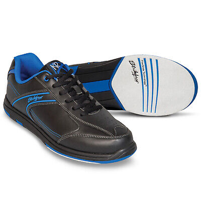 Herren Bowlingschuhe KR Strikeforce Flyer black mag blue, rechts- und linkshand
