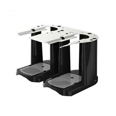 Fetco A148 LUXUS S4S-10-2 Twin Serving Station Stand for L4S-10