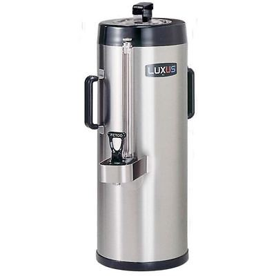 Fetco TPD-15 LUXUS Thermal Beverage Dispenser 1.5 Gallons TPD D009 Cold Drinks