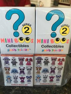 793c42910b7 TY BEANIE BOOS Mini Boo (SERIES 2) Collectible Figurines BLIND BOXES ...