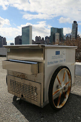 Ice Cream / Freezer Cart from Franklin Delano Roosevelt Four Freedoms State Park