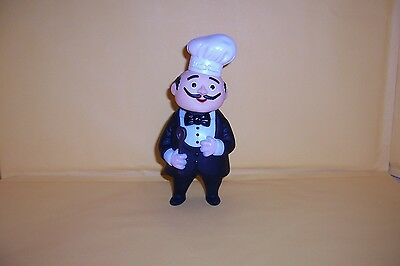Vintage Magic Chef Doll Piggy Bank 1980's New