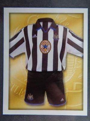 Merlin Premier League 2001 - Home Kit Newcastle United #311