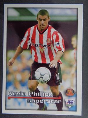 Merlin Premier League 2001 - Superstar Kevin Phillips Sunderland #352