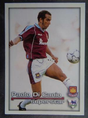 Merlin Premier League 2001 - Superstar Paolo Di Canio West Ham United #392