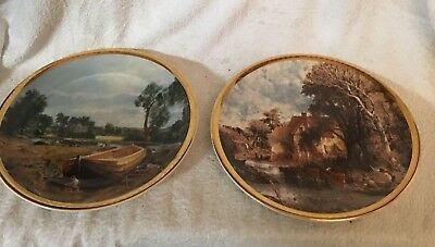 Two Arklow Decorative Plates