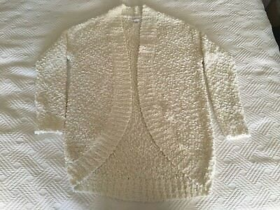 Motherhood Maternity off-white sweater size Small