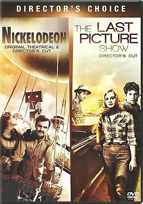 NICKELODEON / THE Last Picture Show Double Feature New Sealed 2-Disc Set  Dvd Oop