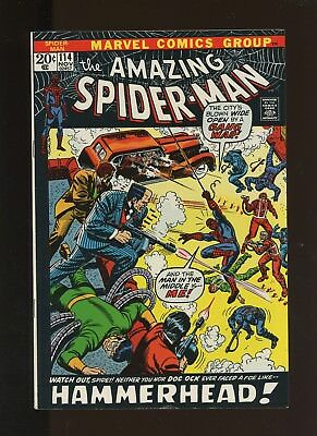 Amazing Spider-Man 114 VF+ 8.5 *1 Book* 1st Dr. Jonas Harrow! Hammerhead Origin!