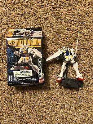 Mobile Suit Gundam - Assault Kingdom # 18 (Type A.C.D.) - 85mm - Used
