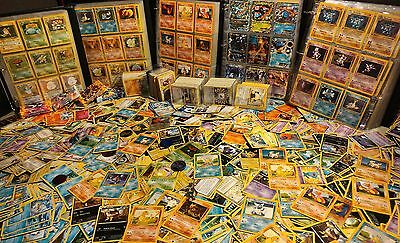 Pokemon Card Lot 100 Official Trading Card Game. No Duplicates!