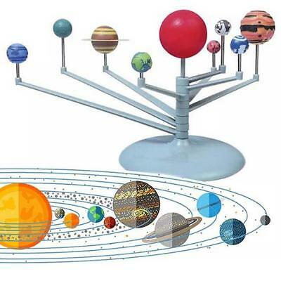Fun Solar System Planetarium Model Kit Astronomy Science Project Child Toy JA