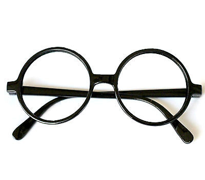 Cosplay glasses round Harry Potter Glasses Frame Ala Lei COS