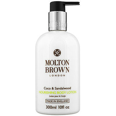 NEW Molton Brown Coco & Sandalwood Nourishing Body Lotion 300ml