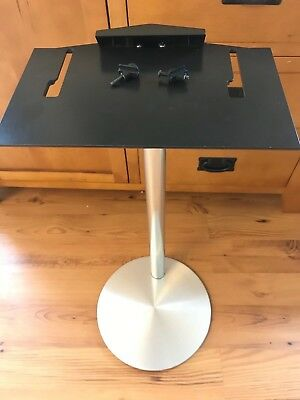 Bang & Olufsen Beosound Moment Customised Floor Stand.