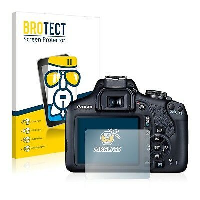 Canon EOS 2000D Glass Film Screen Protector Protection