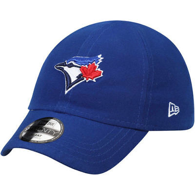 new products a6d73 979d6 New Era Toronto Blue Jays Infant Royal My 1st 9TWENTY Adjustable Hat