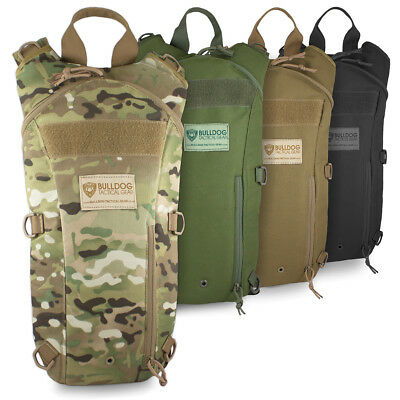 Bulldog MK2 Hiking Camping Tactical Military Army Water Hydration Pack Pouch NEW