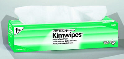 Kimwipes Equipment Wipe Disposable #34256 15 X 17in Box of 140, 2 PACK