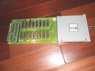 Hewlett Packard 44428A 16 Channel Actuator Output With 03318712326 Output Board