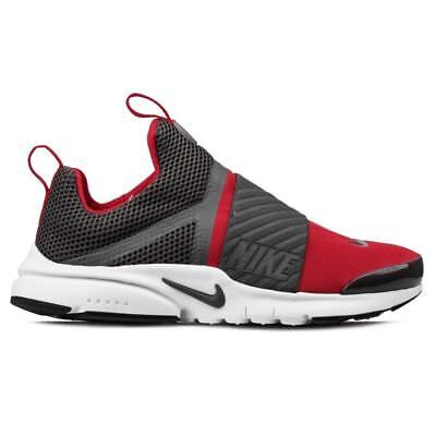 New 870020 602 Big Kids/boy/youth Nike Presto Extreme (Gs) Shoe ! University Red