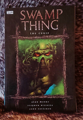 Swamp Thing Vol 3 - The Curse by Alan Moore (Paperback / Excellent Condition)