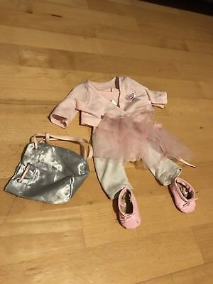 baby born puppenkleidung - Balettoutfit