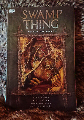 Swamp Thing Vol 5 - Earth to Earth by Alan Moore (Paperback)