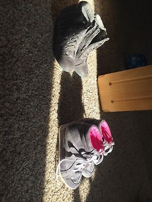 Justice Girls Shoes size 3