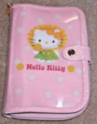 Sanrio Hello Kitty Sunflower Organizer/Planner (2000)