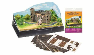 Woodland Scenics SP4134 Scene-A-Rama Castle Kit
