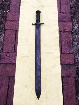 Antique Islamic Kaskara Sword Arabic writings Ottoman Period Jambiya Rapier