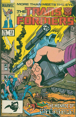 Marvel Comics The Transformers Issue #13
