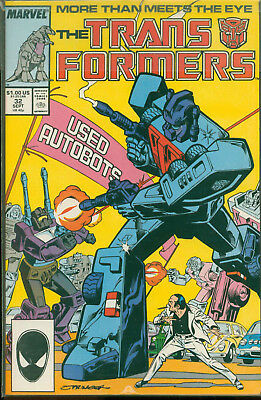 Marvel Comics The Transformers Issue #32