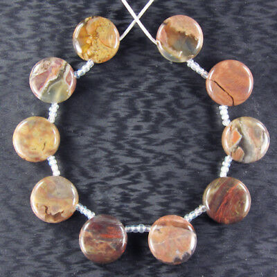 """Mexican Agate 7"""" Inch Bead Set ZZ015071"""
