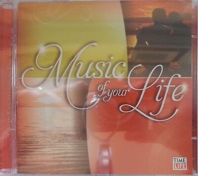 TIME LIFE - Music of Your Life - Some Enchanted Evening  (2 CD's) NEW