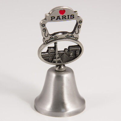 Decorative Bell: France. Paris Attractions (Bottle Opener)