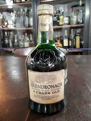 whisky Glendronach 8 years old