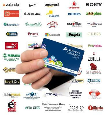 Get up to 5% Back With Cash Back World (Lyoness) Credit Card