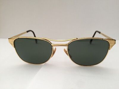 Vintage Bausch Lomb Ray Ban Signet Gold - 52019 made in USA Sonnenbrille