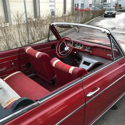 Ford 20M TS mit abnehmbaren Hardtop