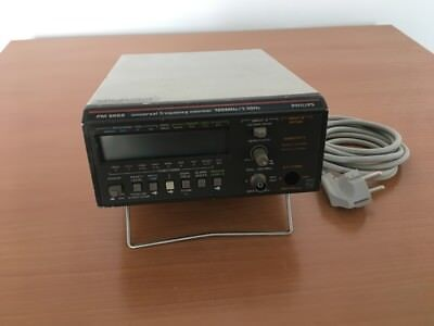 Philips PM6669 Frequenzzähler universal frequency counter 120MHz/1.1GHz