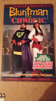 Bluntman and Chronic TPB, Kevin Smith, Jay & Silent Bob