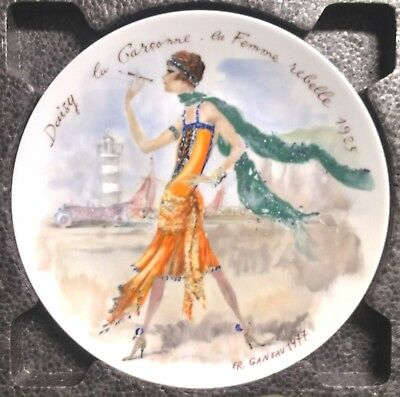 WOMEN of the CENTURY Collection - Plate Number VII (7) - DAISY, REBELLIOUS WOMAN