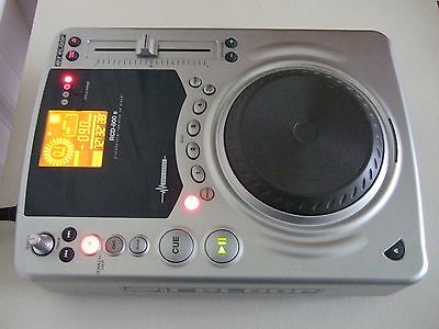 Reloop RCD - 800 S Professional Table Top CD Player