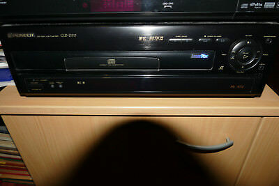 Laserdisc-Player Pioneer CLD-D515 (PAL/NTSC Wendeplayer)