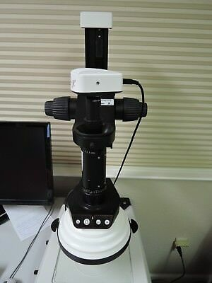 Leica Z16 Zoom microscope with 33M pixel camera