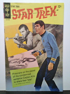 Star Trek The Original Series Gold Key Comic Book Issue 2 March 1968  One Owner